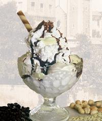 Sladoled - Donat, Slad