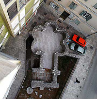 Ostaci crkve Stomorica