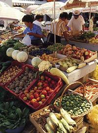 Zadar - tržnica